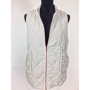 41 Hawthorne Stitch Fix Herringbone Puffer Vest